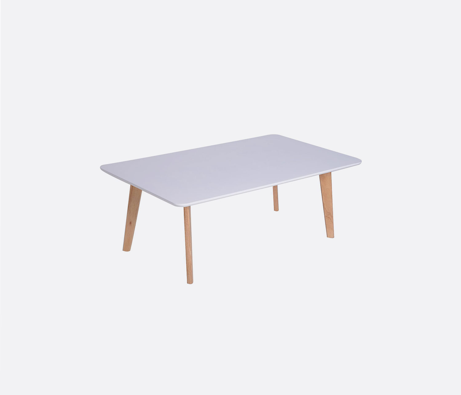 Soft woody table